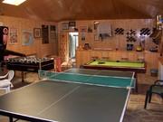Mesa de Ping Pong, Billar, Futbolín, Casas Rurales con Niños
