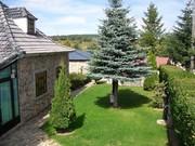 Casas Rurales en Avila, bonitos jardines